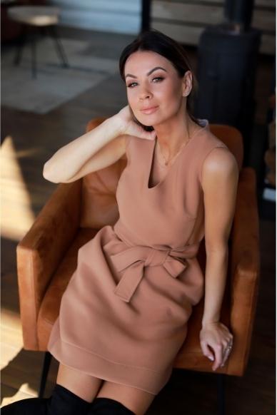 """""""Graži"""" suknelė- sarafanas 4"""