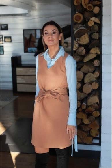"""""""Graži"""" suknelė- sarafanas 5"""
