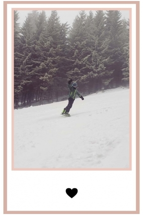 """KAIP MES NUSPRENDĘ BŪT """"SNOWBOAR'deriais. JAIS NEBUVOM."""