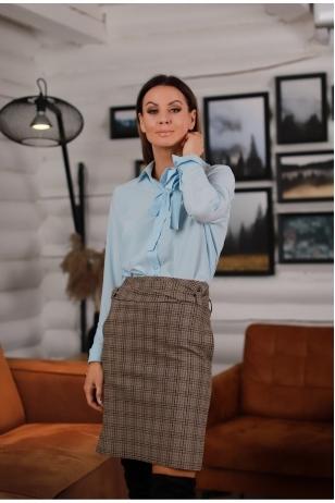 """Su cinkeliu"" sijonas"
